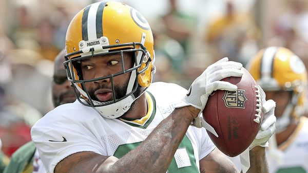 Mercedes Lewis TE Green Bay Packers