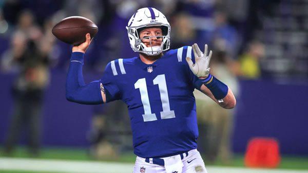 Carson Wentz Colts QB