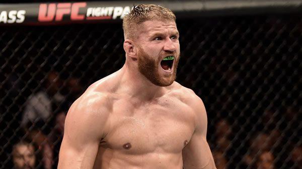 Jan Blachowitz Fights in UFC 267