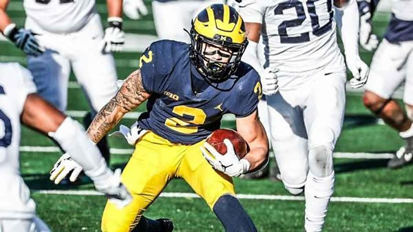 Michigan Wolverines vs. Wisconsin Badgers Pick 10/2/21