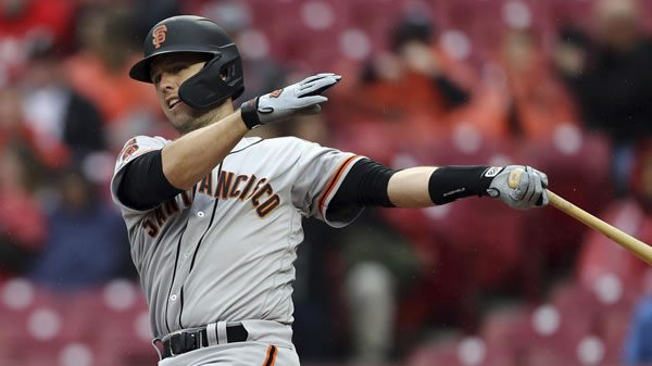 Buster Posey Catcher Giants
