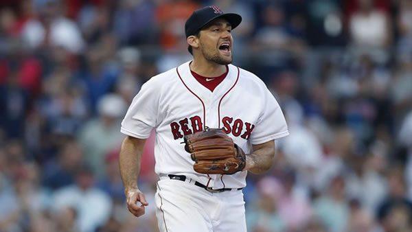 Jonathan Eovaldi Red Sox Starting Pitcher
