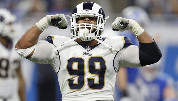Los Angeles Rams vs. New York Giants Odds & Pick