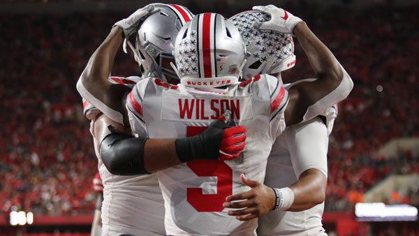 Garrett Wilson WR Ohio State